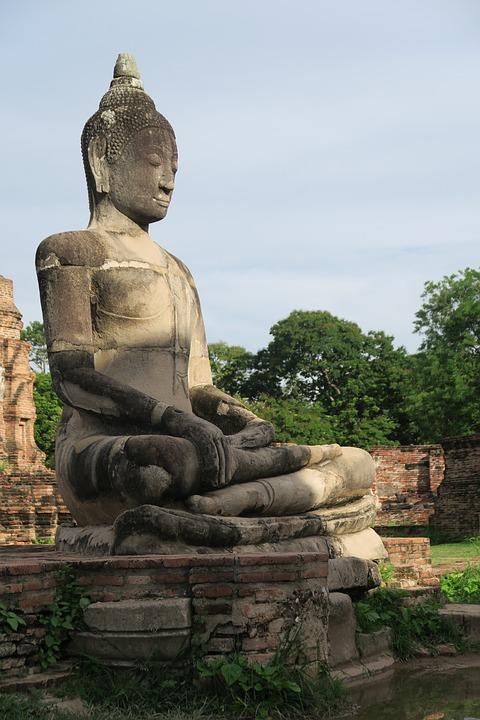 Steven Deschuyteneer Over deze blog Ayutthaya Buddha