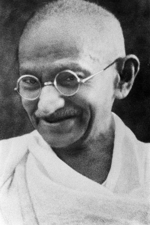 Steven Deschuyteneer Over deze blog Mahatma Gandhi