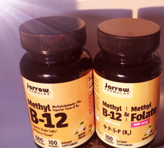Steven Deschuyteneer B12 Jarrow Methyl