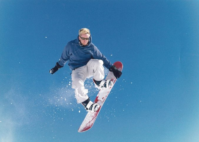Steven Deschuyteneer Sport spieren ego voeding Snowboard Les 2 Alpes