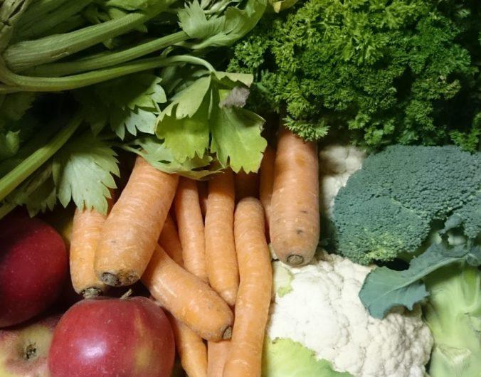Steven Deschuyteneer Wat is de 'whole food plant based' manier hoe ik eet