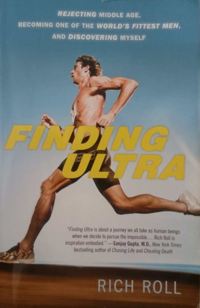 Steven Deschuyteneer Boeken Rich Roll Finding Ultra