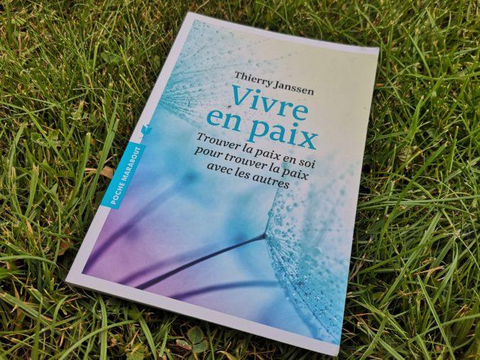 Steven Deschuyteneer Boeken Thierry Janssen Vivre en paix