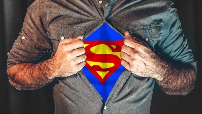 Steven Deschuyteneer Met mijn eetgewoonten word ik nooit ziek Superman