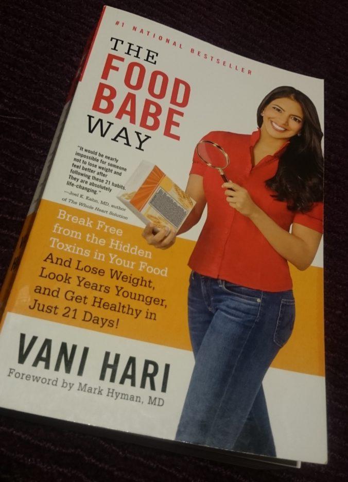 Steven Deschuyteneer Waarom leer ik dit niet op school Vani Hari The Food Babe Way boek