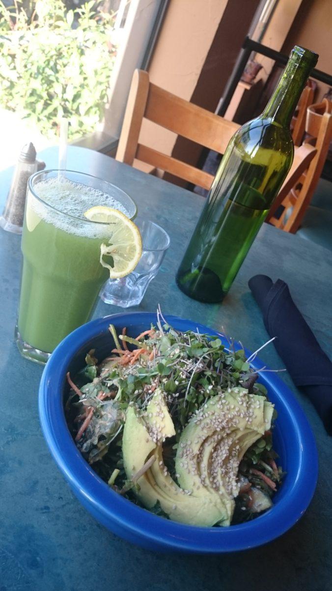 Steven Deschuyteneer Eet ik 100 altijd ongekookt raw plantaardig voedsel Santa Cruz