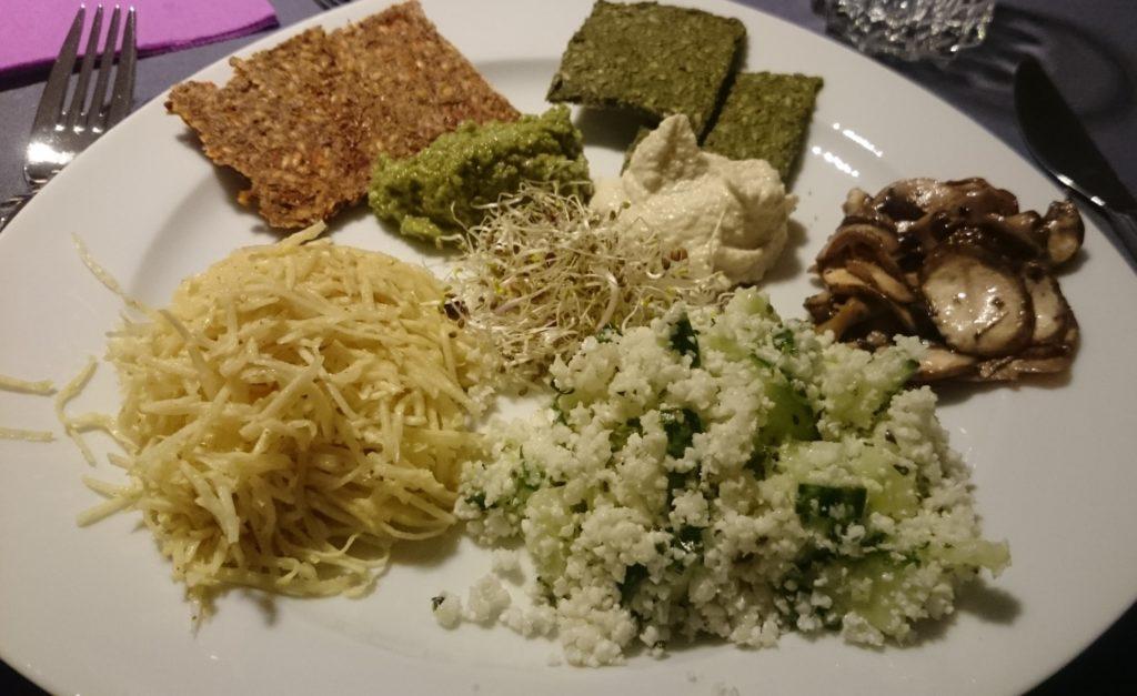 Steven Deschuyteneer Eet ik 100 altijd ongekookt raw plantaardig voedsel raw @ home
