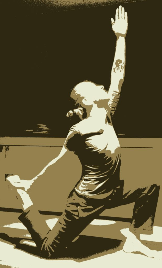 Steven Deschuyteneer Yoga ontdek jezelf Yoga 3