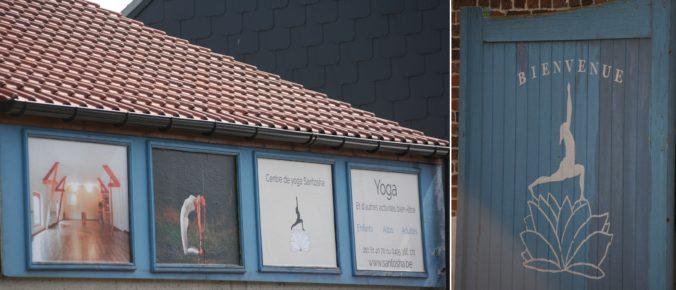 Steven Deschuyteneer Yoga ontdek jezelf Yoga Santosha Jodoigne