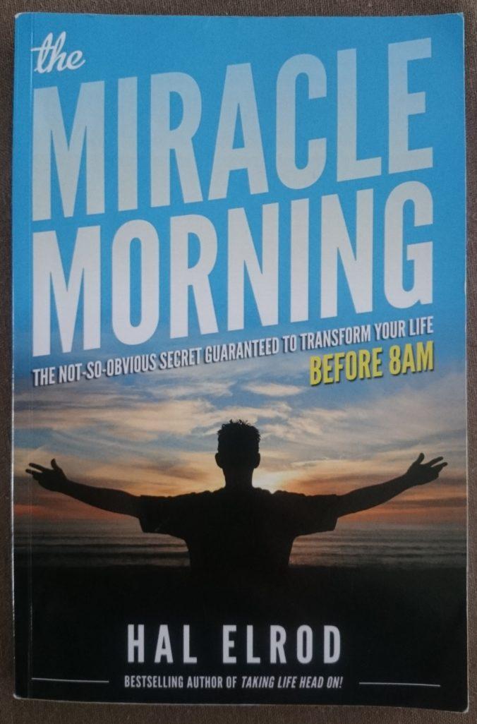 Steven Deschuyteneer Waarom vroeg op staan Hal Elrod Miracle Morning