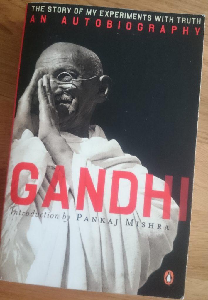 Steven Deschuyteneer Dit is de enige waarheid Gandhi