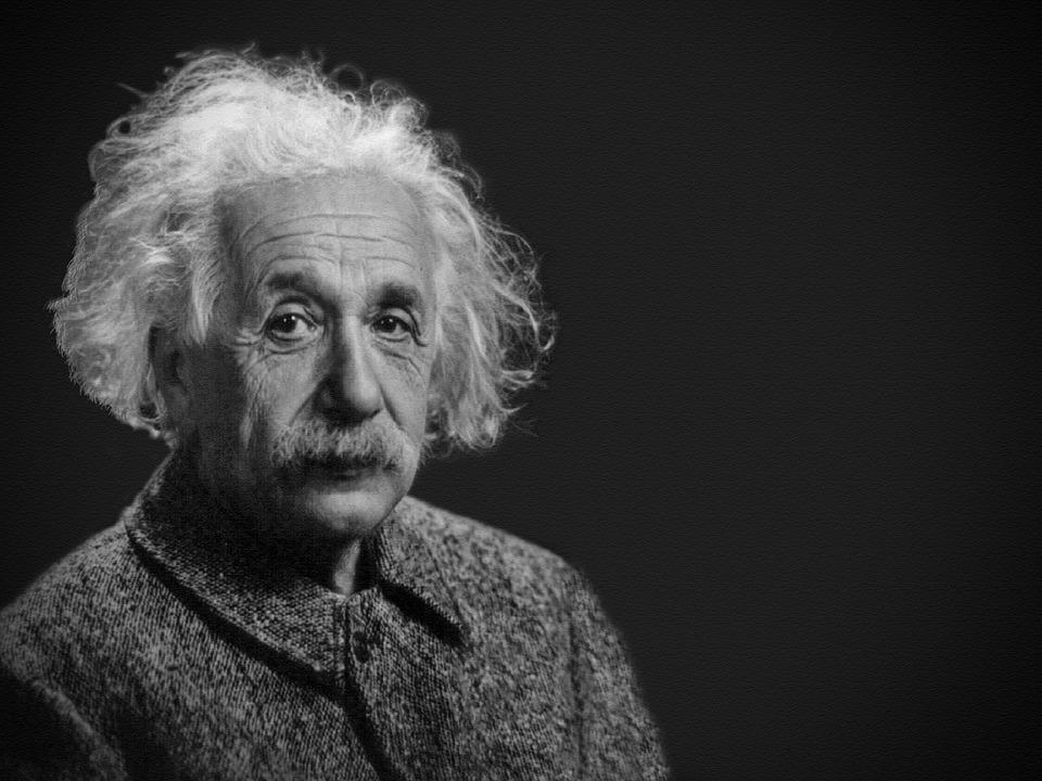 Steven Deschuyteneer Dit is wat iedereen moet weten over voeding Albert Einstein