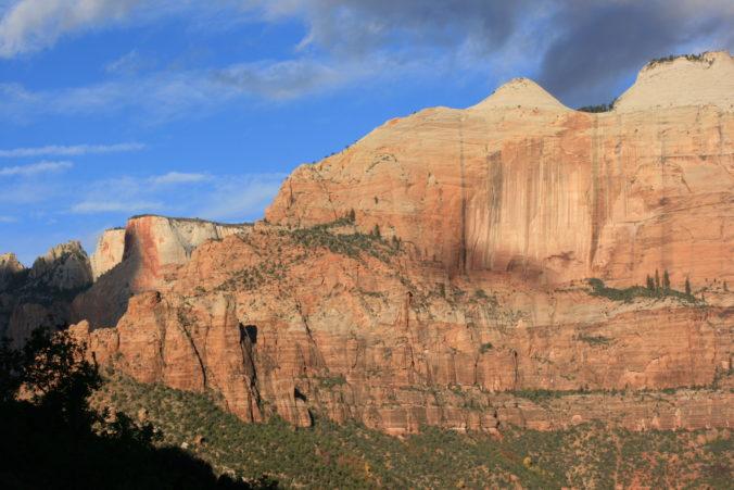 Steven Deschuyteneer Weg naar betere seks November 2015 Zion National Park