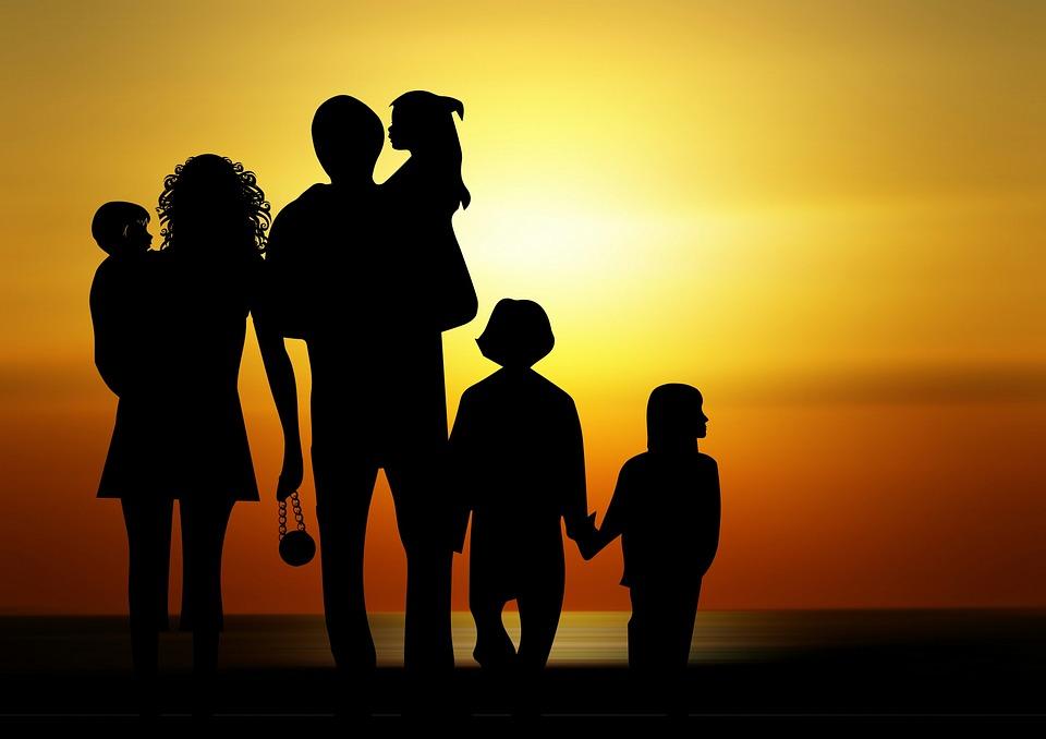 Steven Deschuyteneer Corona situatie en positieve kant ervan familie