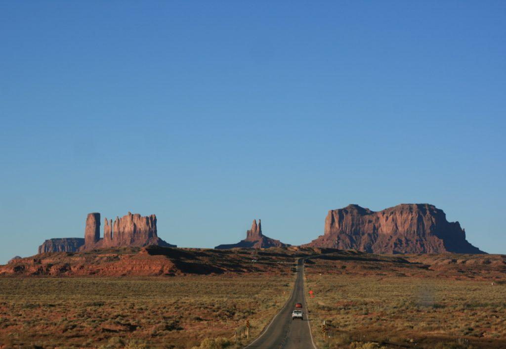 Steven Deschuyteneer Corona situatie en positieve kant ervan Monument Valley