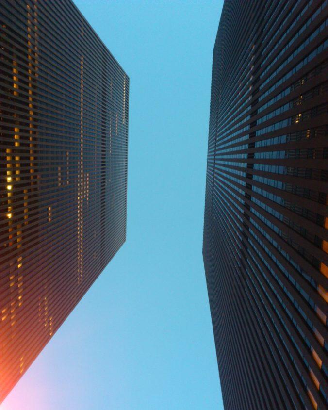 Steven Deschuyteneer Corona situatie en positieve kant ervan New York