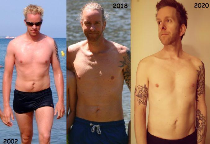 Steven Deschuyteneer Hoe 10kg afvallen door niets te doen 2002 2020