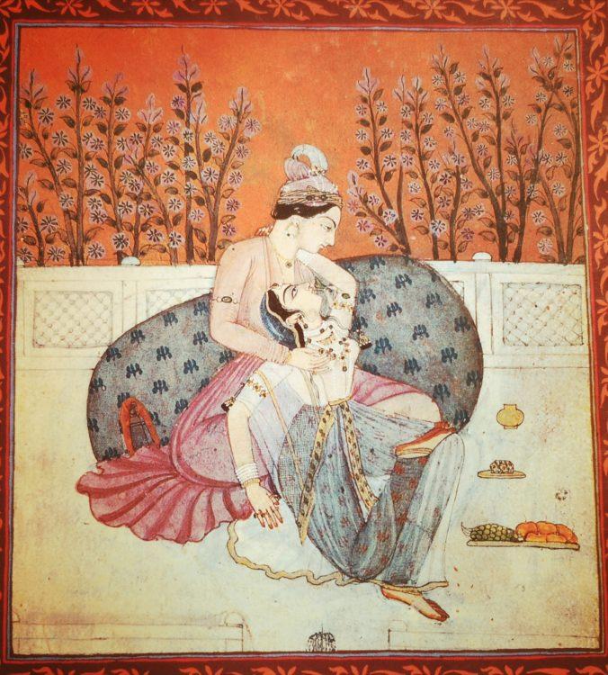 Steven Deschuyteneer Ontdekking van tantra KamSutra