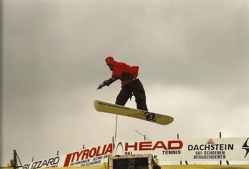 Steven Deschuyteneer Tips voor nog betere skivakantie Neerpede Snowboard