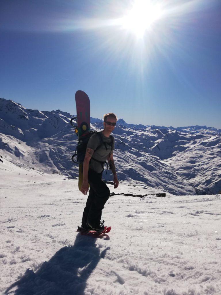 Steven Deschuyteneer Tips voor nog betere skivakantie boven stappen