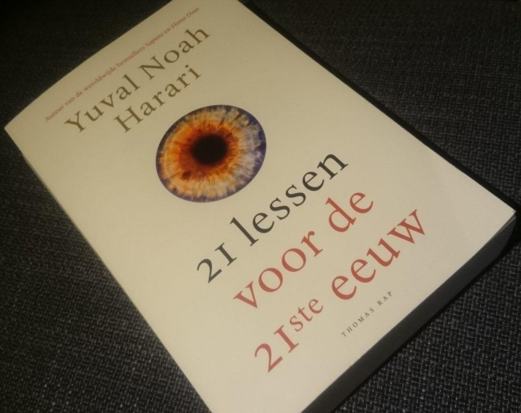 Steven Deschuyteneer 21 lessen voor de 21st eeuw Yuval Noah Harari