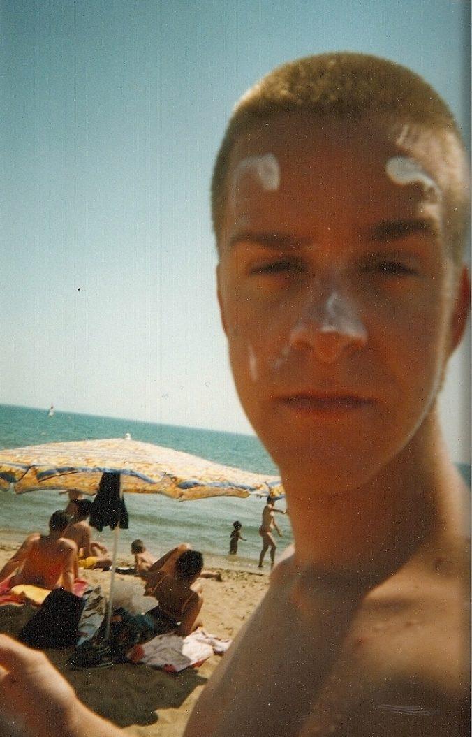 Steven Deschuyteneer Natuurlijke oplossing tegen zonnebrand