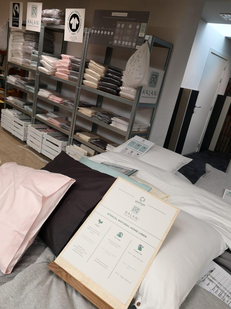 Steven Deschuyteneer Hoeveel lijden van levende wezens brengt een dagje shopping Kalani