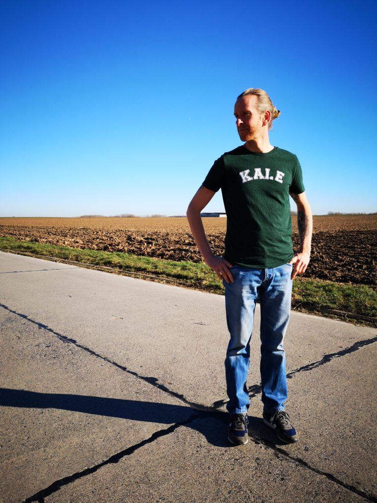 Steven Deschuyteneer Hoeveel lijden van levende wezens brengt een dagje shopping Kale VGTL
