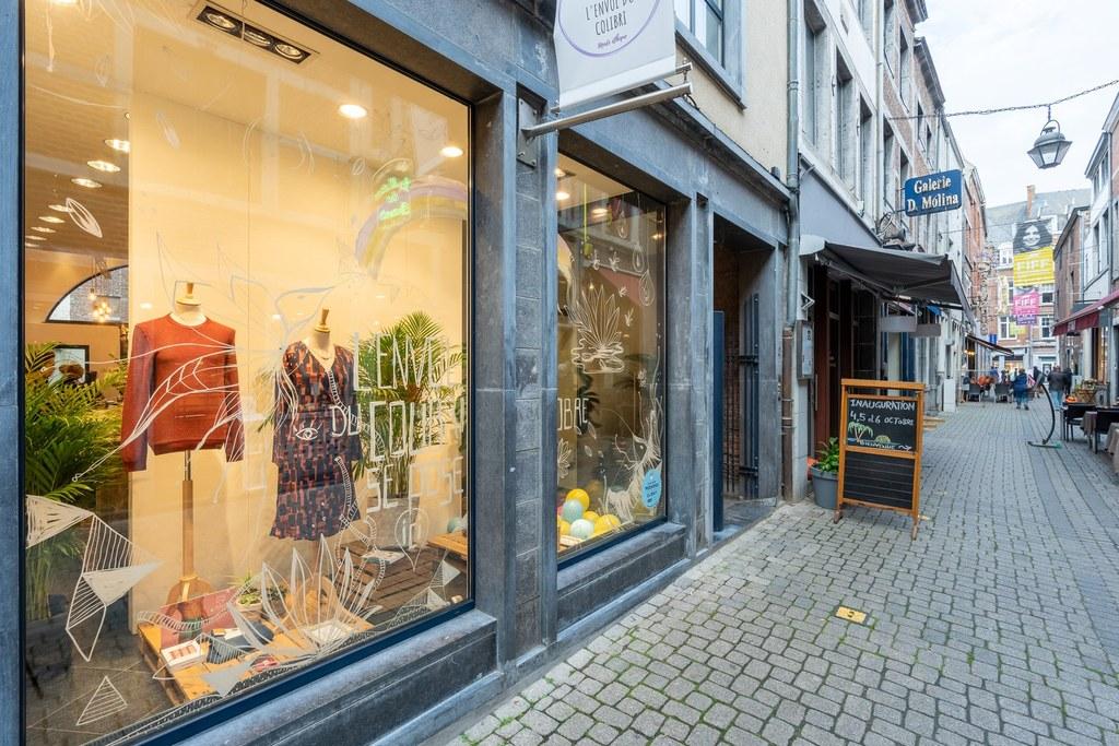 Steven Deschuyteneer Hoeveel lijden van levende wezens brengt een dagje shopping L'Envol du Colibri