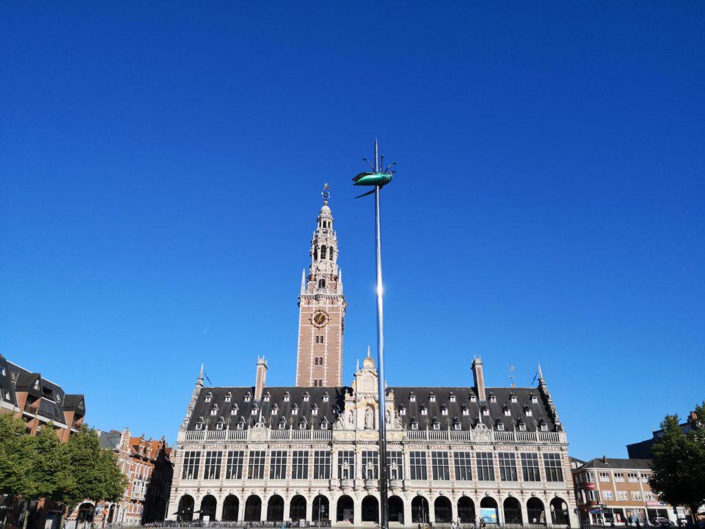 Steven Deschuyteneer Hoeveel lijden van levende wezens brengt een dagje shopping Leuven