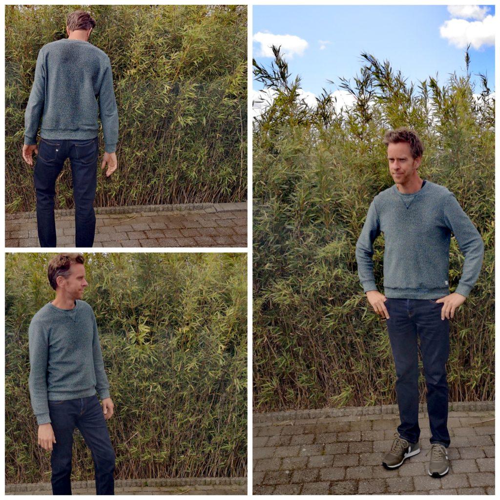 Steven Deschuyteneer Hoeveel lijden van levende wezens brengt een dagje shopping Mud Jeans