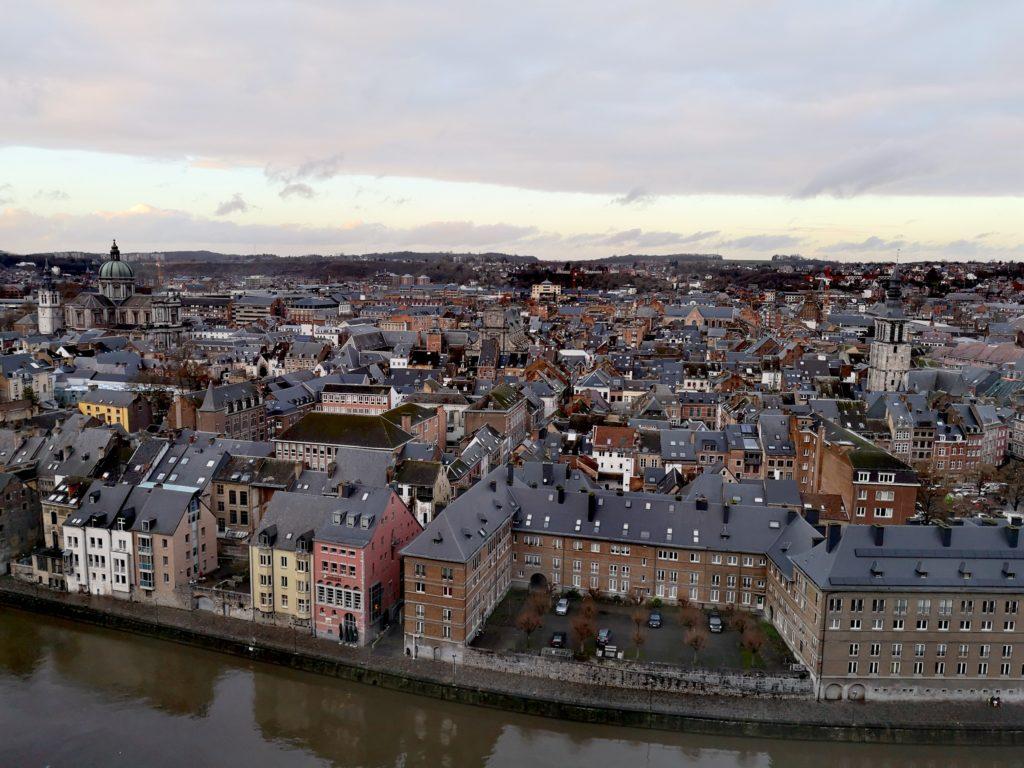 Steven Deschuyteneer Hoeveel lijden van levende wezens brengt een dagje shopping Namur