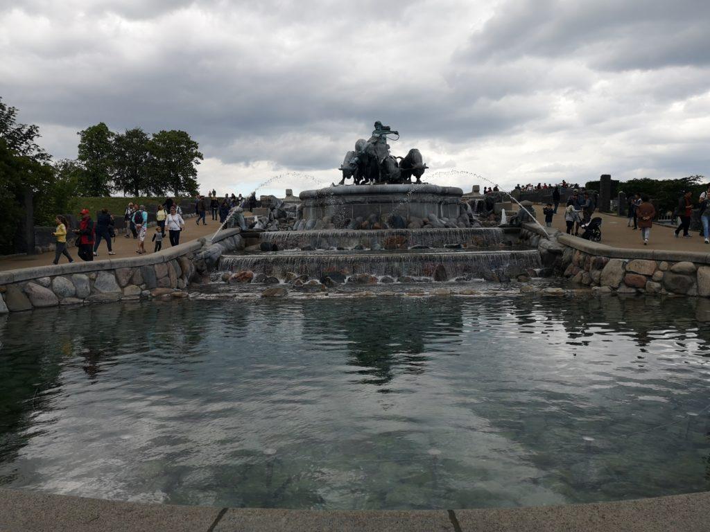 Steven Deschuyteneer Wat kan er geleerd worden van Kopenhagen Gefion fontein