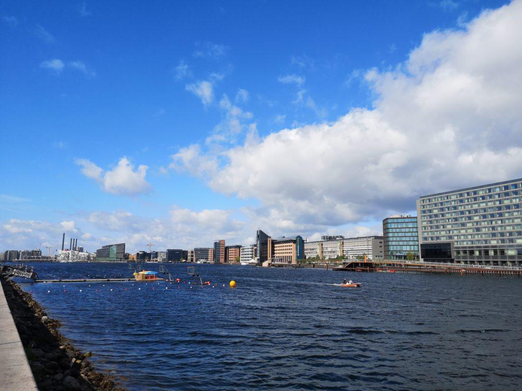 Steven Deschuyteneer Wat kan er geleerd worden van Kopenhagen Havnebadet Eilanden Brygge
