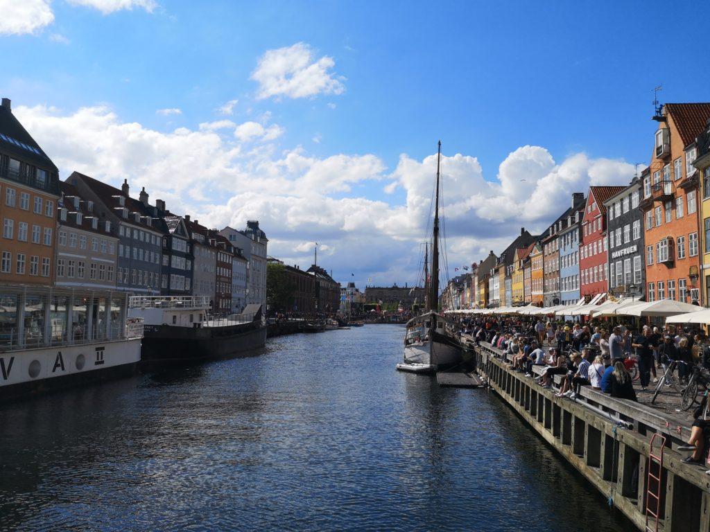 Steven Deschuyteneer Wat kan er geleerd worden van Kopenhagen Nyhavn water