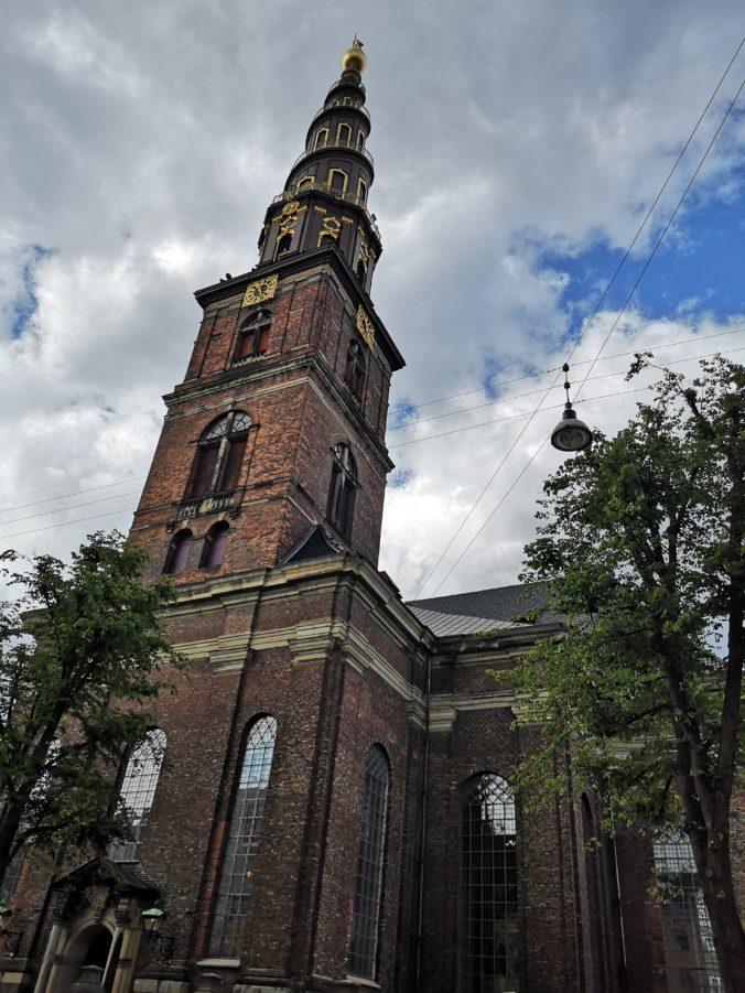 Steven Deschuyteneer Wat kan er geleerd worden van Kopenhagen Our Saviour's Church