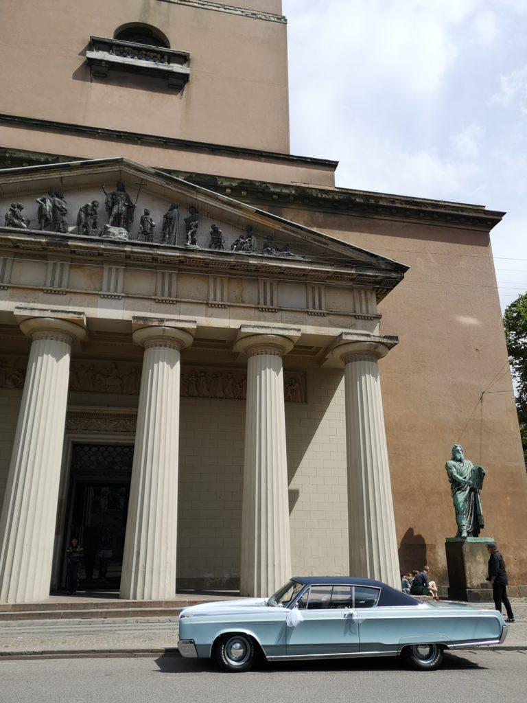 Steven Deschuyteneer Hoe en waarom iedereen Kopenhagen zou moeten bezoeken Vor Frue Kirke