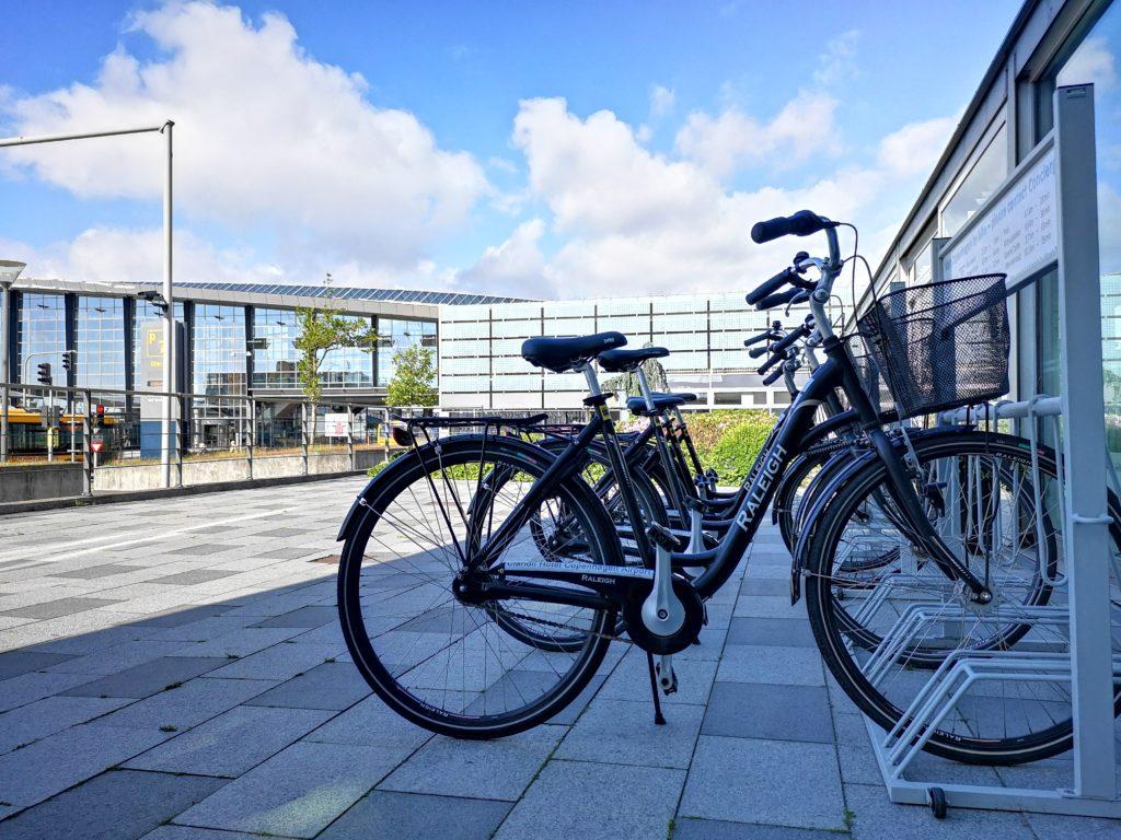 Steven Deschuyteneer Wat kan er geleerd worden van Kopenhagen fiets goed weer