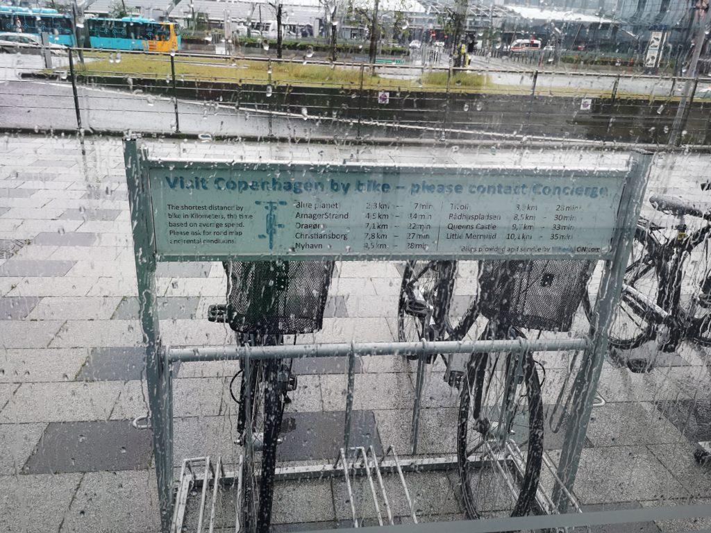 Steven Deschuyteneer Wat kan er geleerd worden van Kopenhagen fiets slecht weer
