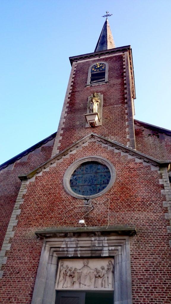 Steven Deschuyteneer Elke dag bidden, dit is het verschil dat het maakt kerk La Bruyère Beauvechain