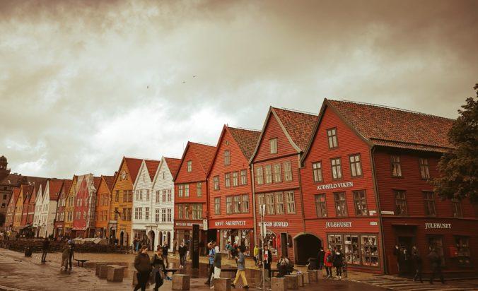Steven Deschuyteneer Motorhome Mobile Home ervaring Denemarken Zweden Noorwegen Bergen