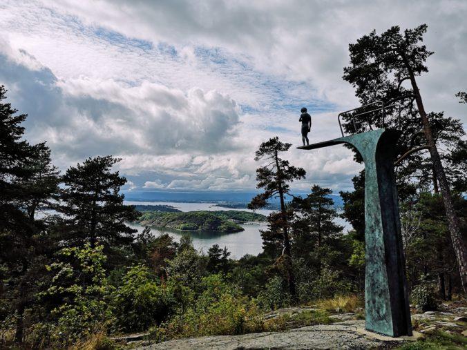 Steven Deschuyteneer Motorhome Mobile Home ervaring Denemarken Zweden Noorwegen Oslo