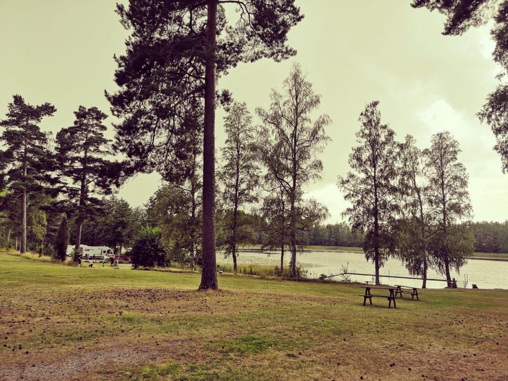 Steven Deschuyteneer Motorhome Mobile Home ervaring Denemarken Zweden Noorwegen Zweden bossen