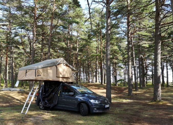 Steven Deschuyteneer Motorhome Mobile Home ervaring Denemarken Zweden Noorwegen Alternatief