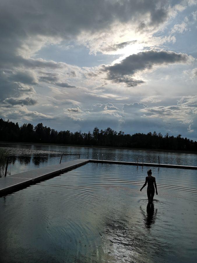 Steven Deschuyteneer Motorhome Mobile Home ervaring Denemarken Zweden Noorwegen duik