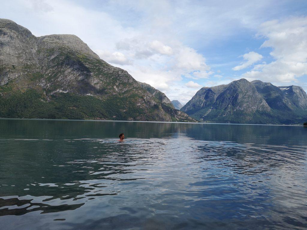 Steven Deschuyteneer Motorhome Mobile Home ervaring Denemarken Zweden Noorwegen vrijheid