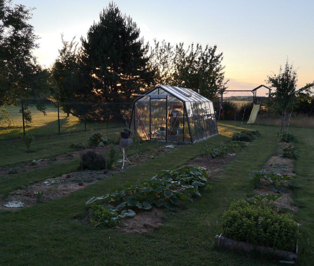 Steven Deschuyteneer Plantjes of zaadjes planten in de groentetuin Beauvechain