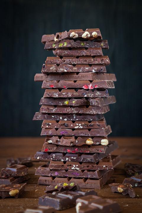 Steven Deschuyteneer Welk fruit en groenten zijn goed voor de mens en welke niet chocolade