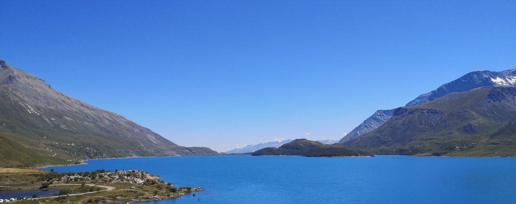 Steven Deschuyteneer Adem u gezond en hier is hoe Lac du Mont-Cenis