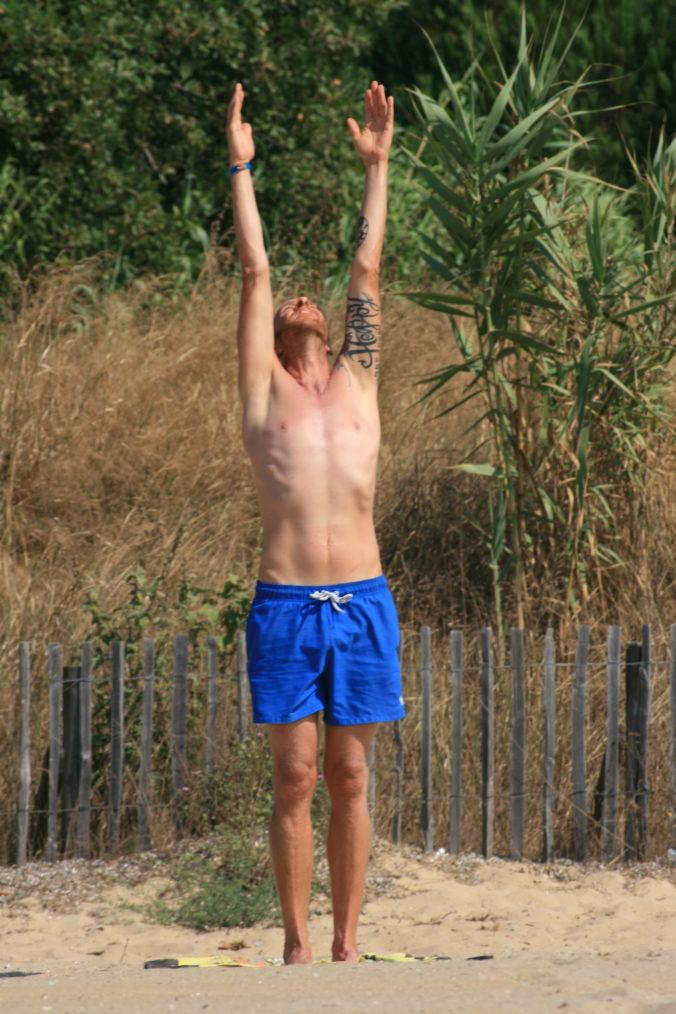Steven Deschuyteneer Adem u gezond en hier is hoe yoga